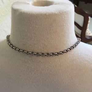 Liquid Metal Jewelry - Liquid Metal Cross and Chain
